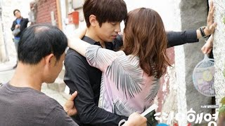 """Eric Talks About His Favorite Kiss Scenes From """"Oh Hae Young Again"""""""