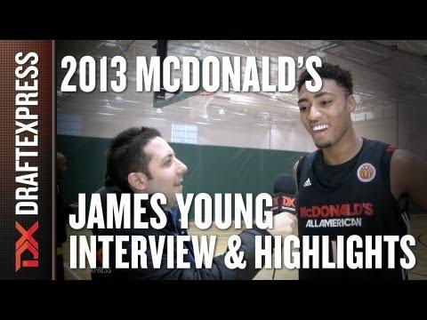 James Young - 2013 McDonald