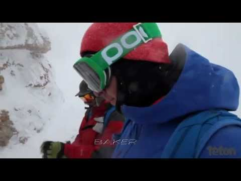 Dropping Into S & S Couloir - One For The Road - Almost Live Episode 2