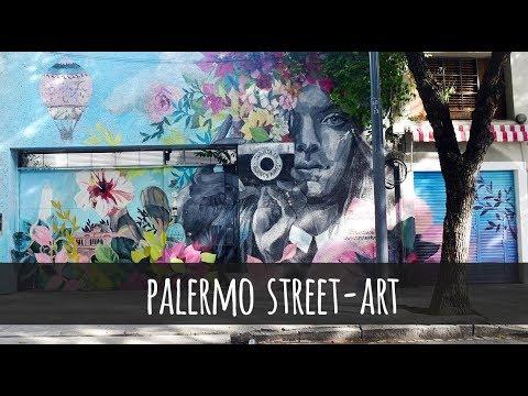 Palermo Street-Art / Turista en Buenos Aires