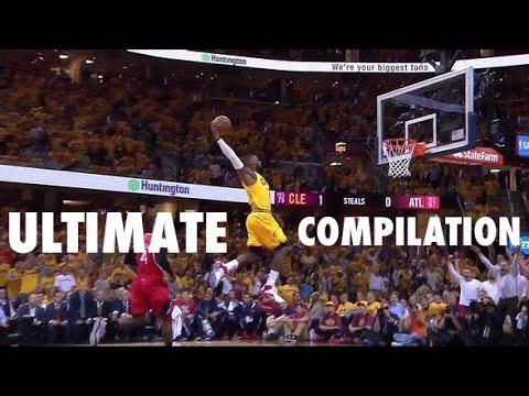 LeBron James Ultimate Dunk Compilation