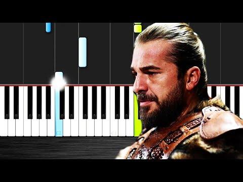 Diriliş Ertuğrul - Acı Su - Piano Tutorial by VN