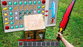 Майнкрафт в Реальной Жизни От Первого Лица Minecraft in Real Life POV 創世神第一人稱真人版 Realistic Texture