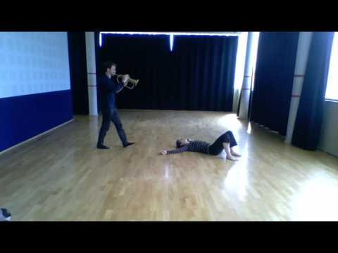 Atelier Suspendu - Souffle d'une danse