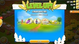 Hay Day Level 84 HD 1080p