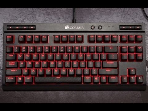 Corsair Announces New Tenkeyless K63 Mechanical Compact Gaming Keyboard 53f20e6793068