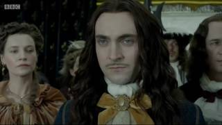 Versailles , series 2 episode 10 female executed by burning at the stake