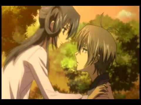 Image Result For Anime Couple Kiss Picture