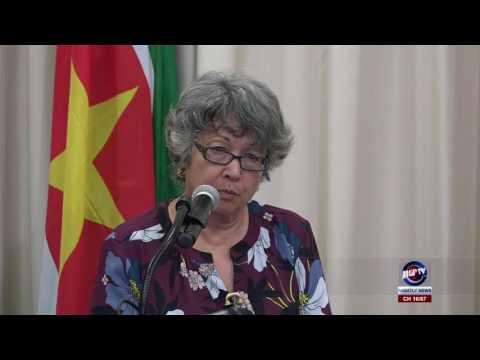 GUYANA & SURINAME HIGH LEVEL TALKS