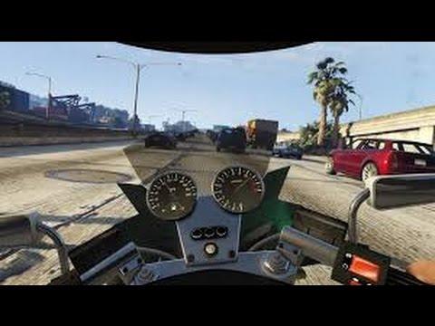 Comment mettre la vue fps GTA V  PS3