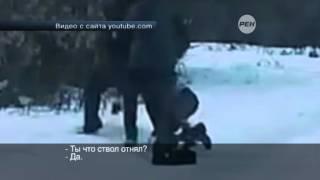 В Нижнем Новгороде задержали исполнителя роли пьяного полицейского