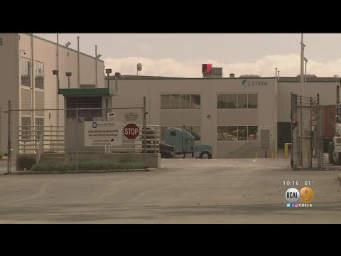Concerns Grow Over Warehouse In Carson That Houses Toxic Chemicals