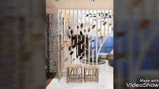 100 Room divider ideas   home wall partition design catalogue 2019