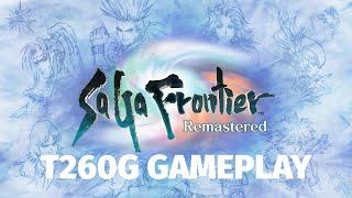 SaGa Frontier Remastered - T260G Gameplay