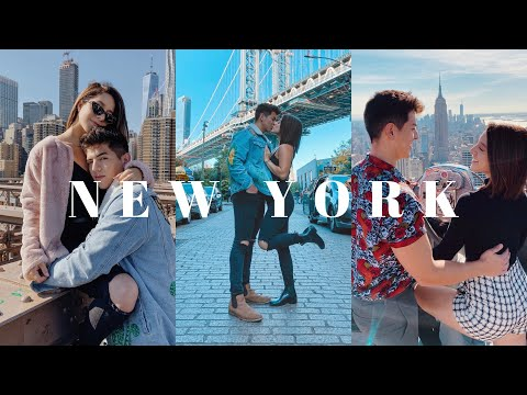 FIRST TIME IN NEW YORK   Travel Vlog