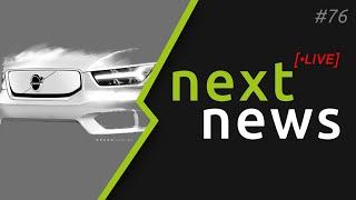 nextnews #76 - Volvo XC40, Porsche Taycan, Clevershuttle của nextmove Phát trực tiếp 1 ngày trước 13 phút 4.571 lượt xem