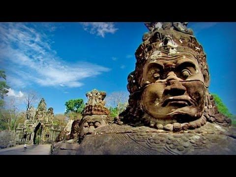 Mekong, el río de los nueve dragones (documental completo)
