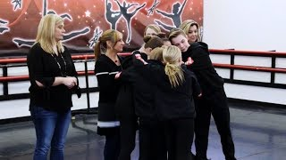 The Team Cries After Brady Is LET GO! | Dance Moms | Season 8, Episode 5