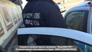 Гаи:Астана-Беспредельный инспектор!