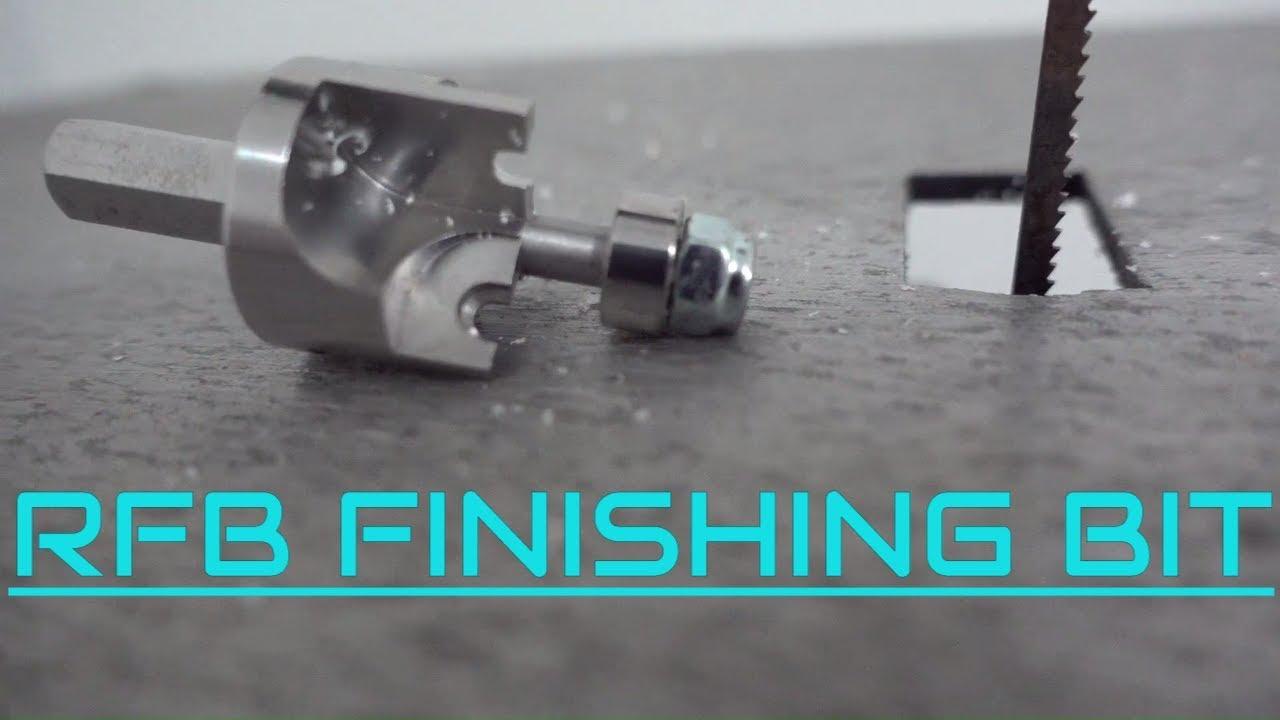 ID x 5//8 in OD PrimoChill RFB Rigid Tubing Finishing Bit 1//2in