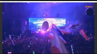 Video Ultra Korea 2015 - Skrillex at Main Stage 12 Jun download MP3, 3GP, MP4, WEBM, AVI, FLV Desember 2017