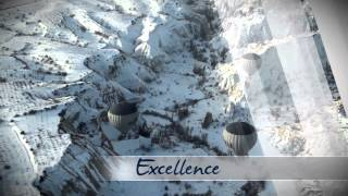 Royal Balloon - Cappadocia / Official Video Clip - 2012 (Winter Version)