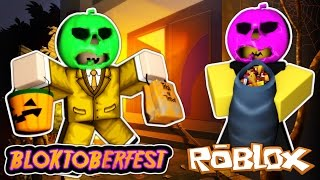 TRICK OR TREAT! | Roblox - Nerf's Hallows Eve