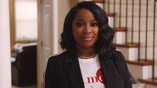 A Day in the Life of Toya Wright & Reign Rushing | Moms on the Move
