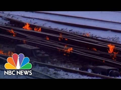 Paul - It's So Cold, Chicago Is Setting Their Train Tracks On Fire