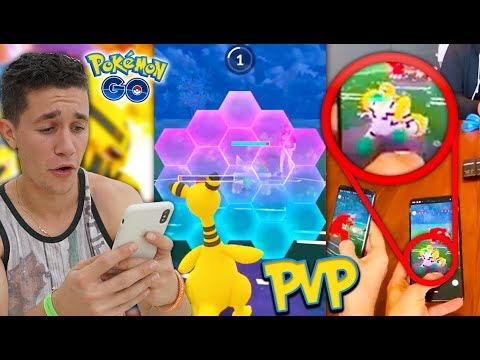 FIRST EVER PVP BATTLES IN POKÉMON GO! What You MISSED in the Trainer Battles Reveal! thumbnail