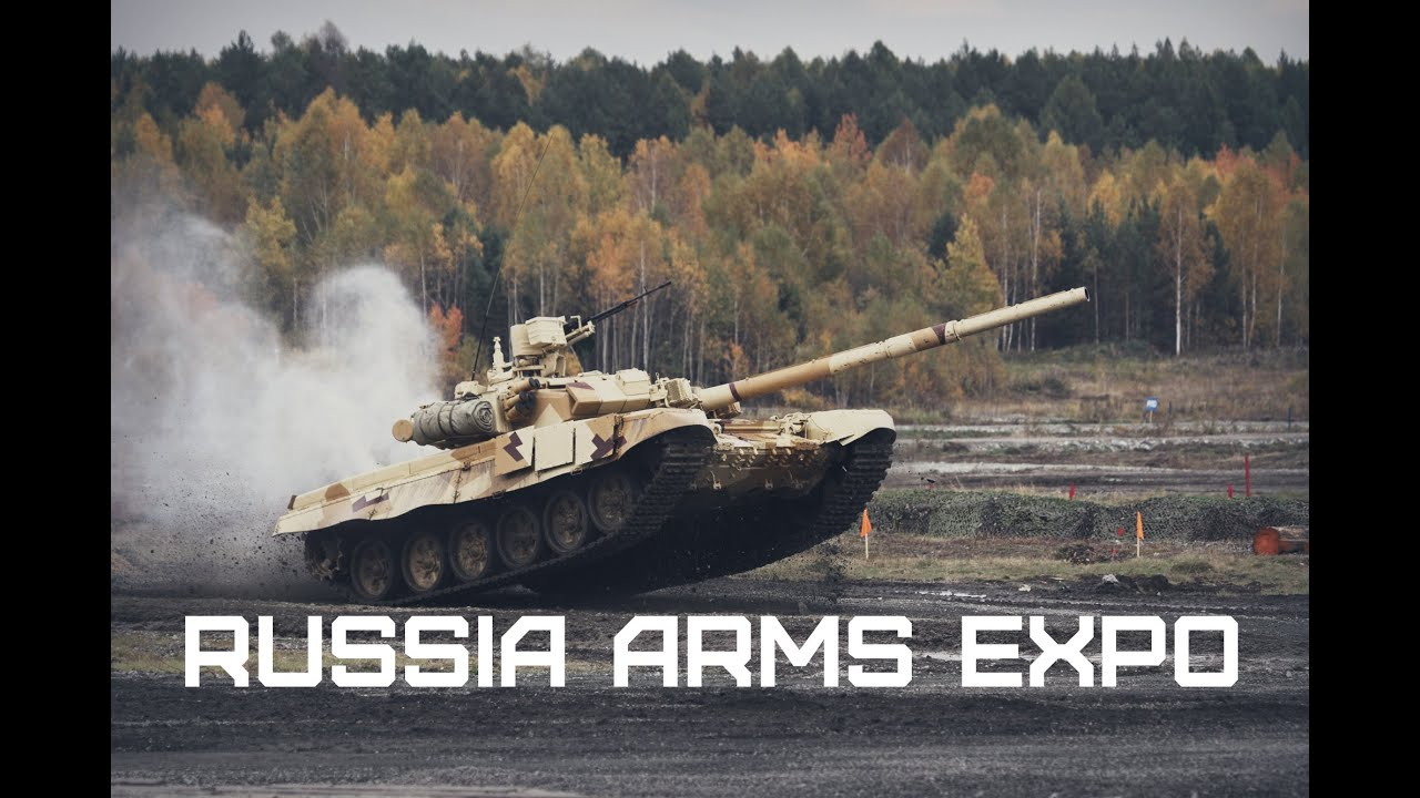 Russia Arms Expo 2013 • RAE 2013 - YouTube
