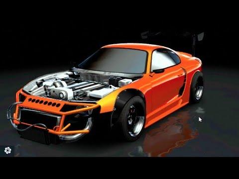 Car X Drift Racing HUGE Update CUSTOMIZATION!! Widebody/NO Hood!