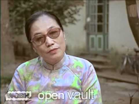 Interview with Nguyen Thi Binh, 1981   WGBH Open Vault2