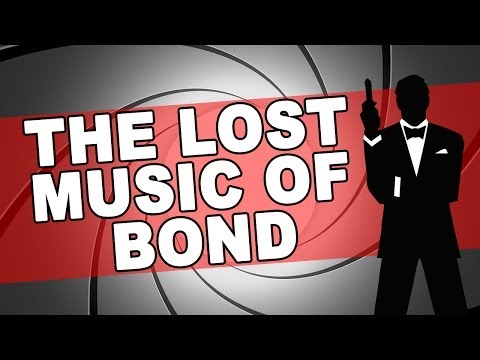 James Bond Radio | Podcast #4 - The Lost Music Of Bond