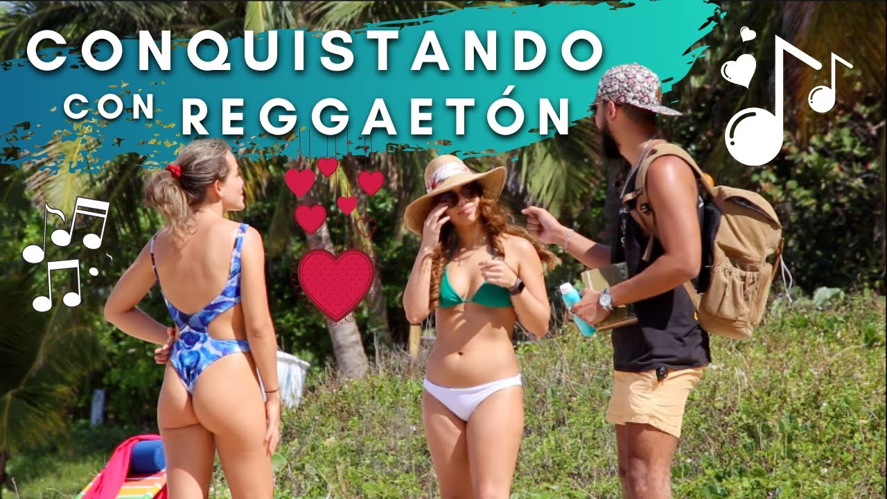 Conquistando Con Reggaetón 🎶