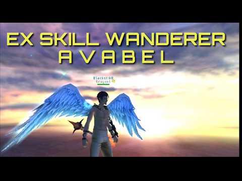 AVABEL-All Ex Skill Wanderer