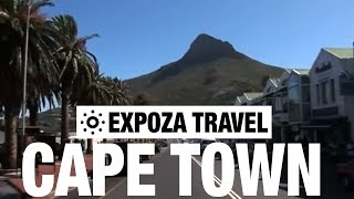 Cape Town Beach Vacation Travel Video Guide