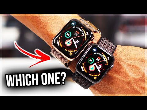 Do Not Buy The WRONG Apple Watch | 40mm Vs 44mm