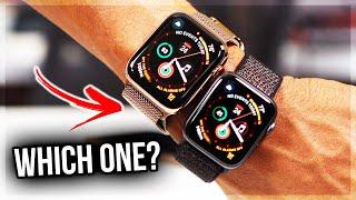 Time asleep (meet your sleep goals) tech specs : Do Not Buy The Wrong Apple Watch 40mm Vs 44mm Youtube