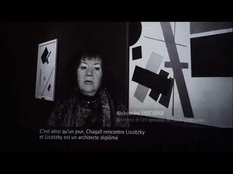 CHAGALL, LISSITZKY, MALÉVITCH...     L'avant garde russe à Vitebsk