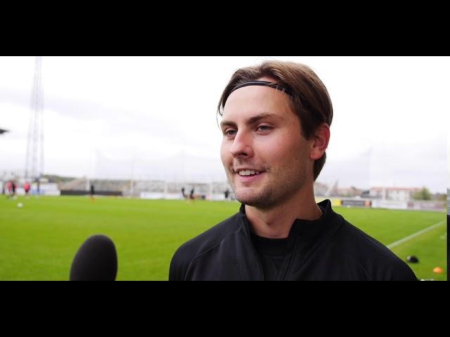 Inför Falkenbergs FF - Varbergs BoIS, Allsvenskan 2020