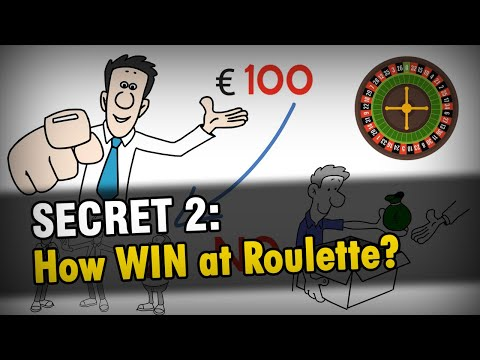0 - Secret 2: How WIN at roulette?