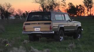 1963-1983 Jeep Wagoneer