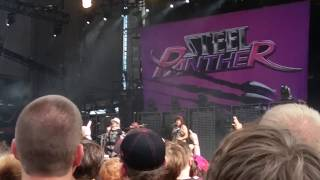 Steel Panther - Community Property @ Chicago Open Air 7/15/17