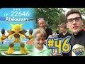 Gen 2 Pokémon GO Nederland #46! - Alakazam & Lapras Raid! - m/ Soeren!