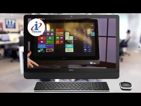 Dell    Inspiron Desktop AIO 3264 ( i5) Touch  - Baku Azerbaijan