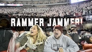 Watch Bryant-Denny explode with