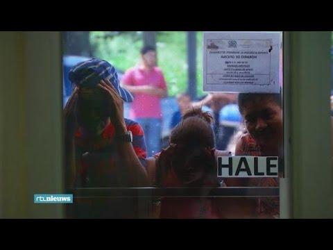 VS Sluit Duizenden Jonge Vluchtelingen Illegaal Op