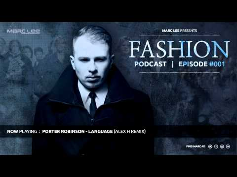Marc Lee - Fashion Podcast Episode #004