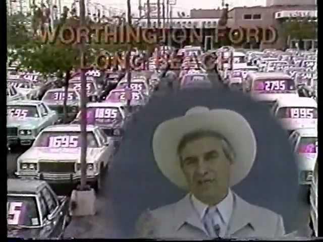 Cal Worthington Ford >> Cal Worthington Famed West Coast Car Dealer Dies At 92 Autoblog